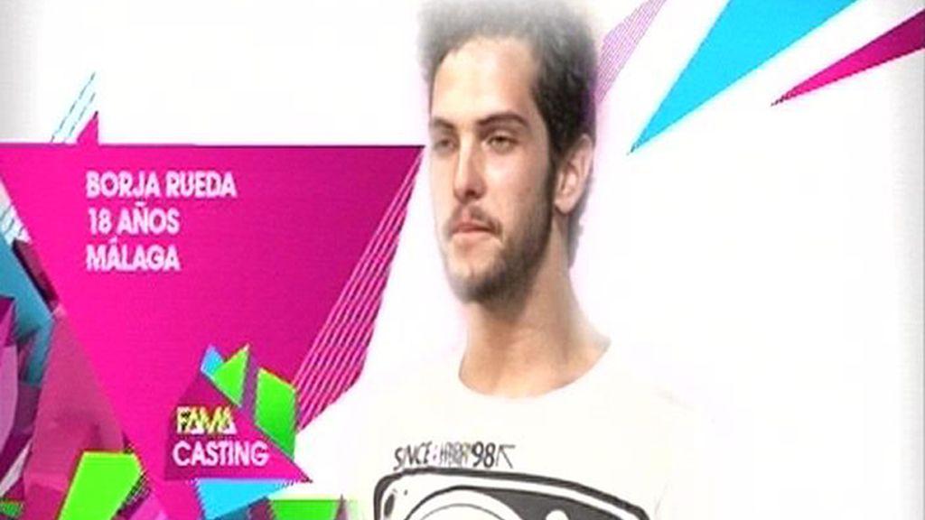 Borja Rueda