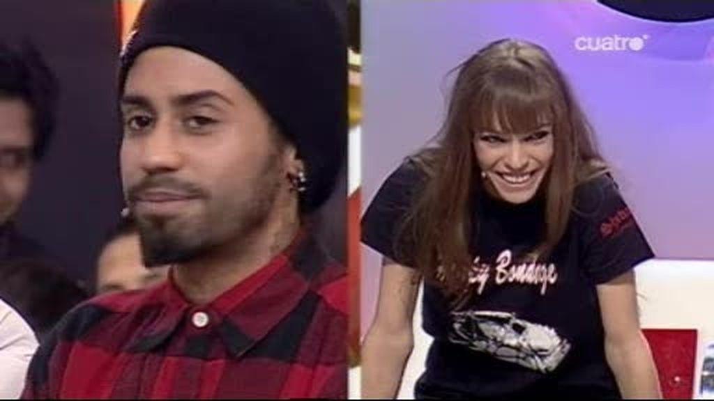 Sergio y Vanexxa, ¿locamente enamorados?