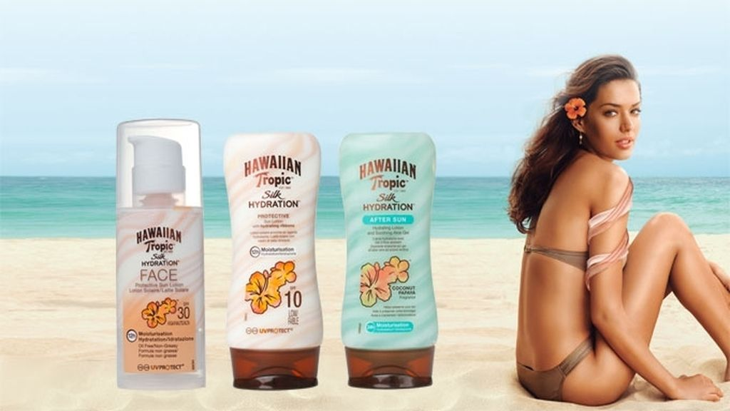 Silk Hydration de Hawaiian Tropic