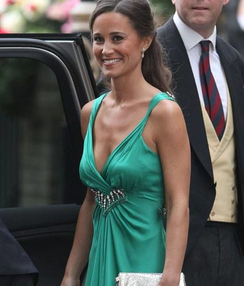 Pippa, hermana de Kate Middleton