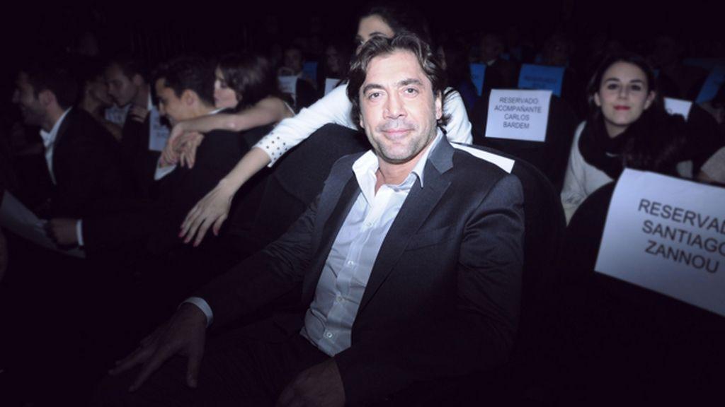 """El ganador de un Oscar Javier Bardem realiza una corta pero intensa actuación en """"Alacrán enamorado"""""""
