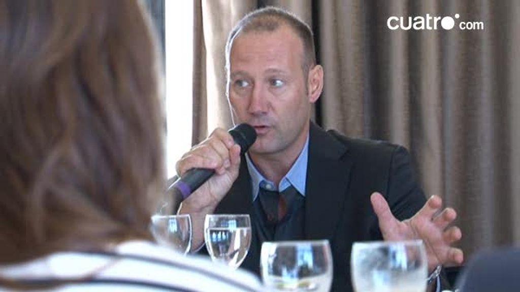 EXCLUSIVA. Consejos de García Aguado para afrontar la adolescencia sin 'morir' en el intento