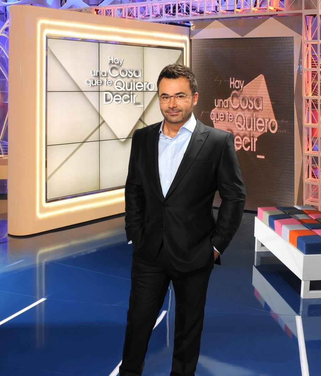 Jorge Javier Vázquez conduce 'Hay una cosa que te quiero decir'