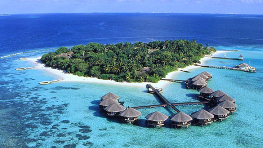 15. Las islas Maldivas