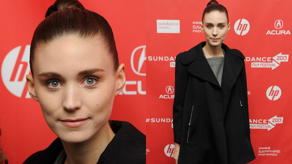 Rooney Mara en el estreno de 'Emanuel and the Truth about Fishes'