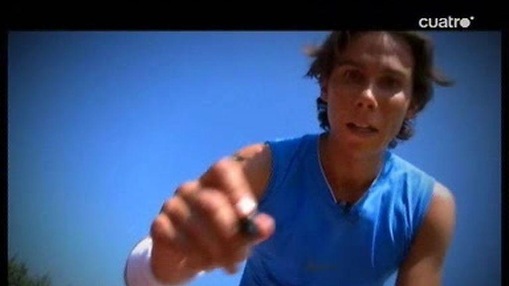 Clon clon ¿quén es? Rafael Nadal
