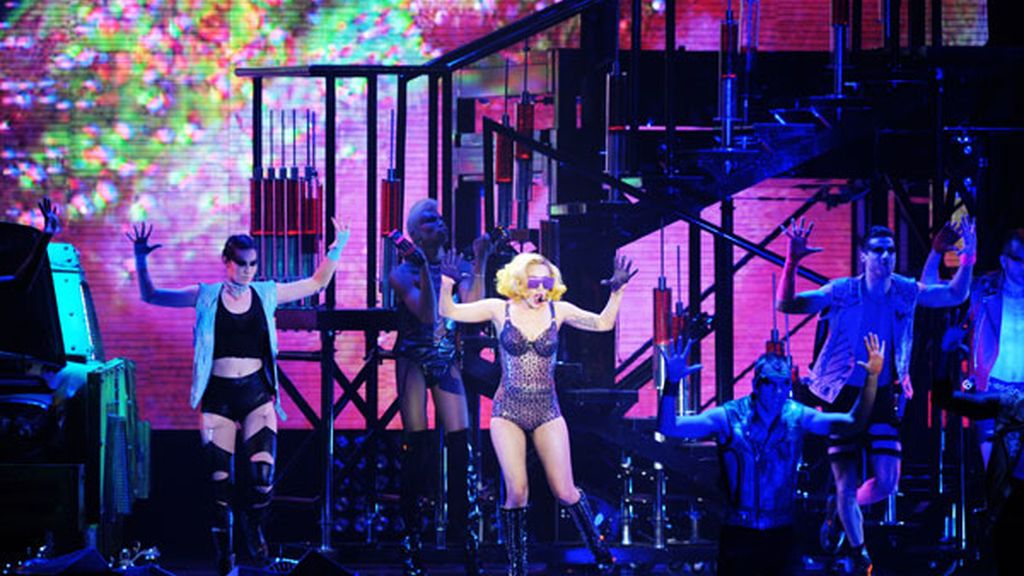 'Monster Ball Tour' es la gira que trae a Lady Gaga a España