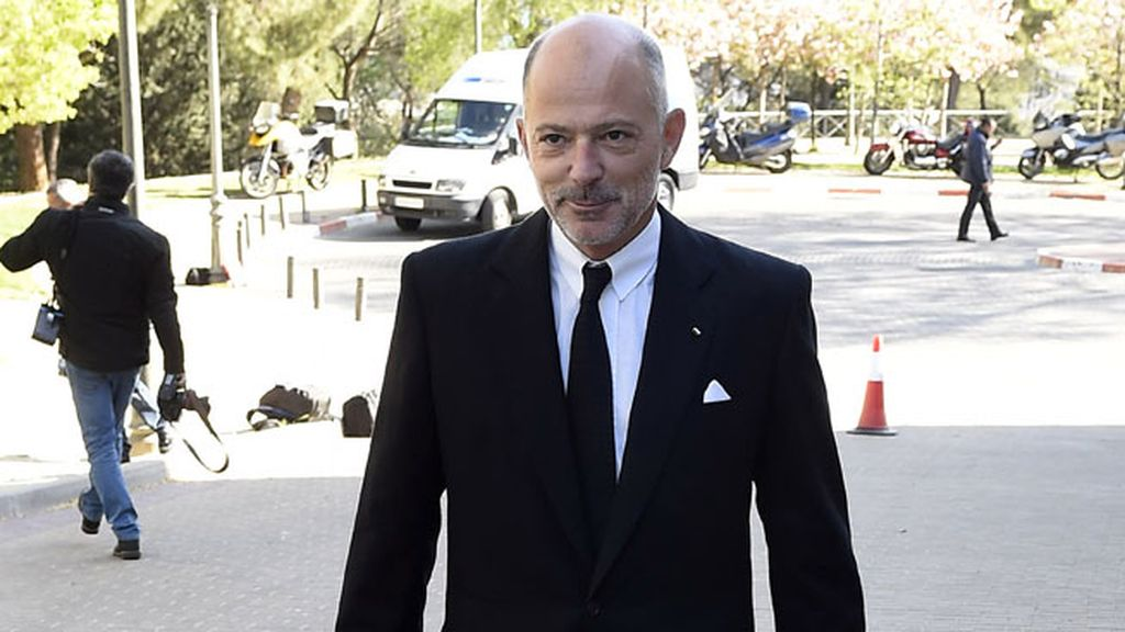Kubrat de Bulgaria ha llegado por separado de su esposa