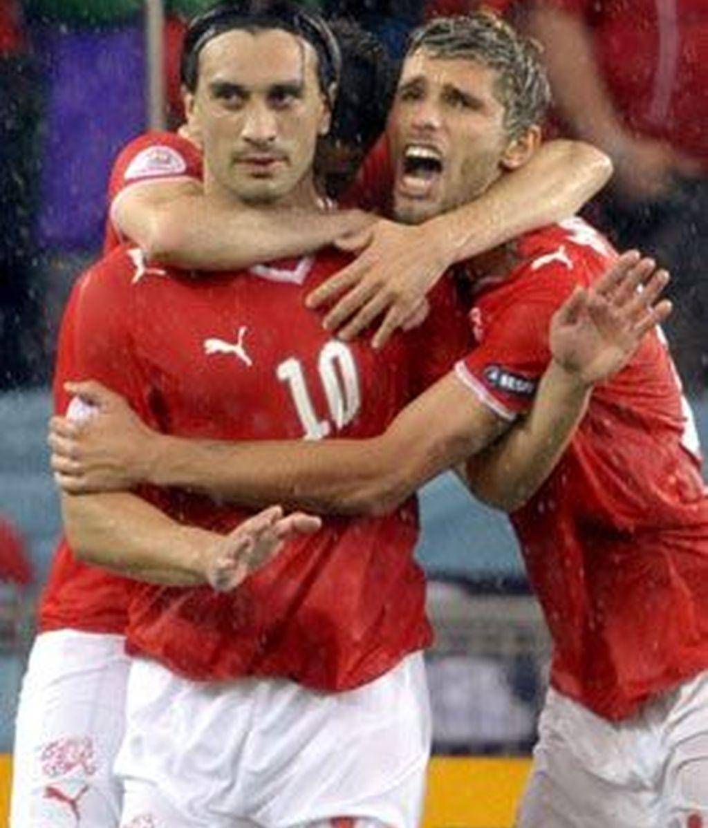Yakin marcó el primer y único gol de la anfitriona