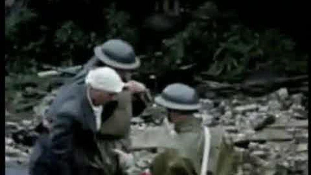 La 2ª Guerra Mundial a color