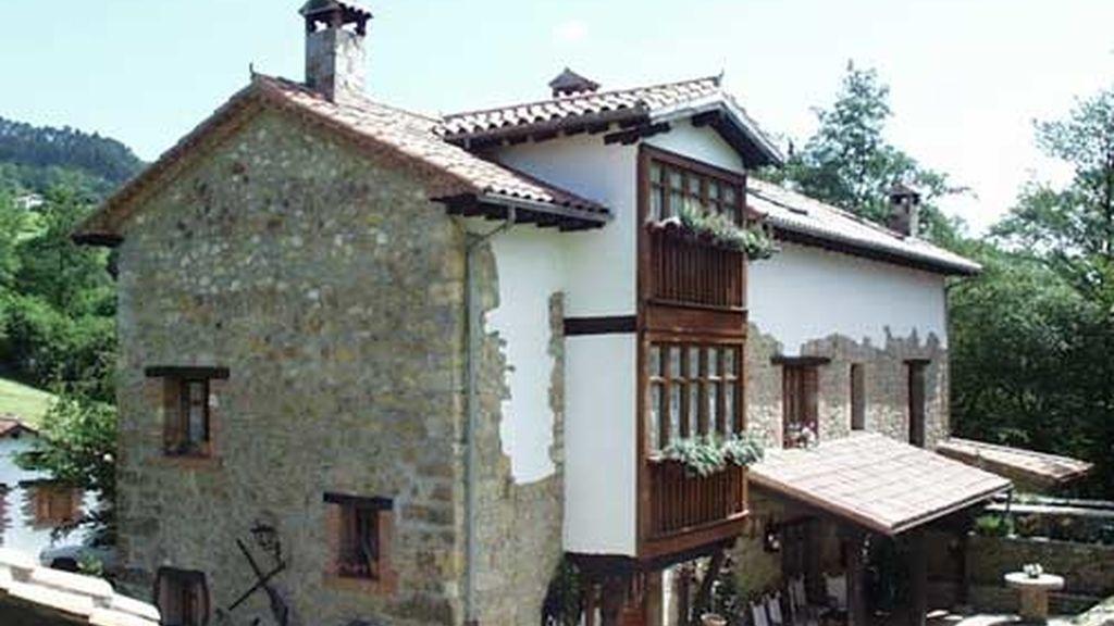 El Molino de Trasgrandas (Llanes)