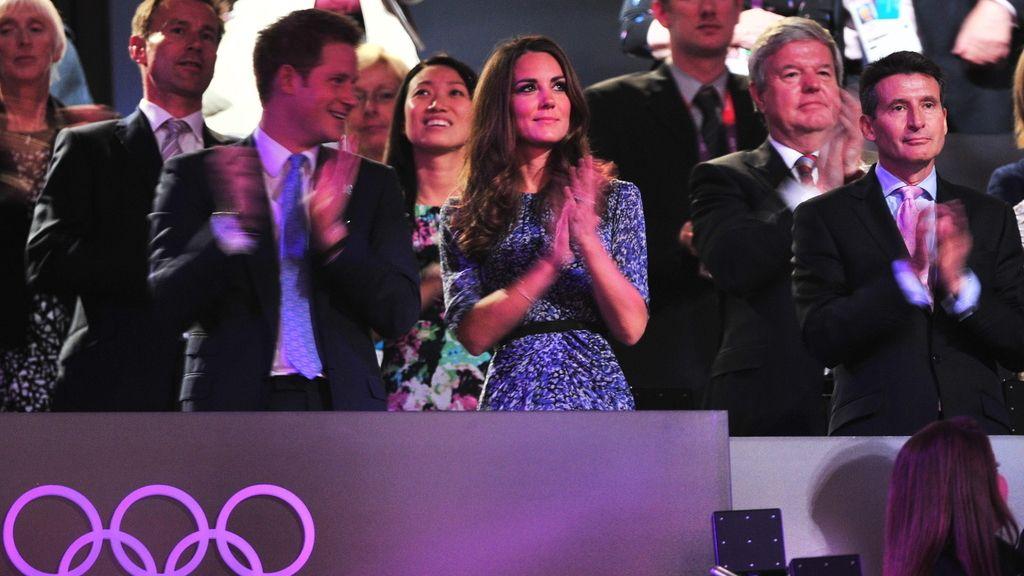 Principe Harry y Kate Middleton
