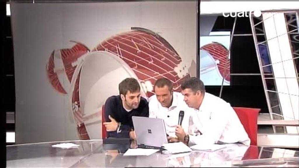 Videochat Los Manolos 18 de octubre 2010 (1 de 2)