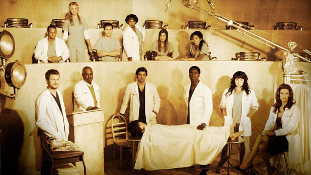 Temporada 3. Anatomía de Grey
