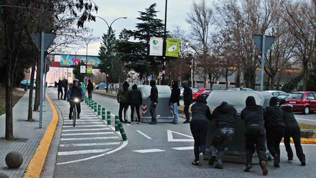 Segunda jornada de huelga estudiantil