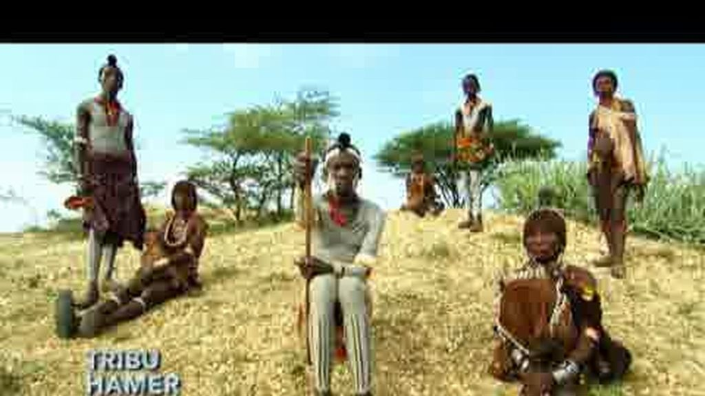 Promo Perdidos en la Tribu: Los Hamer