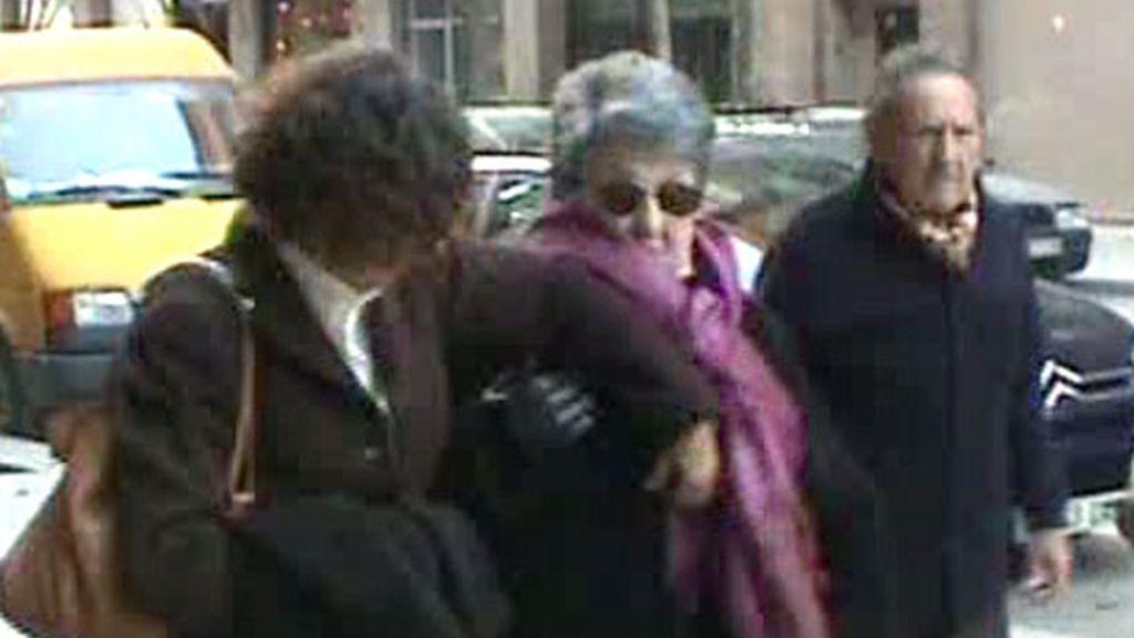 Muere la abuela materna de Letizia Ortiz