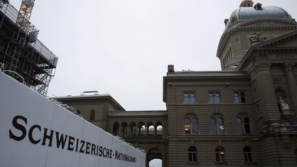 El Banco Nacional de Suiza incurre en sus mayores pérdidas en un siglo de historia