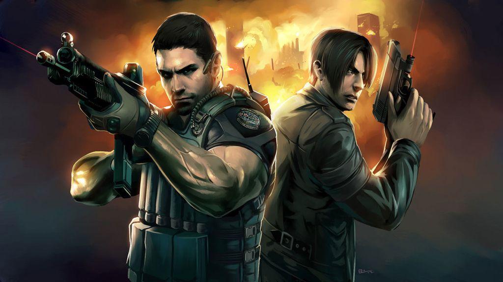 Resident Evil 6 cuenta con tres hilos argumentales entrelazados, cada uno con su propia pareja de protagonistas tanto para el juego en solitario como en las versiones online y offline del cooperativo.