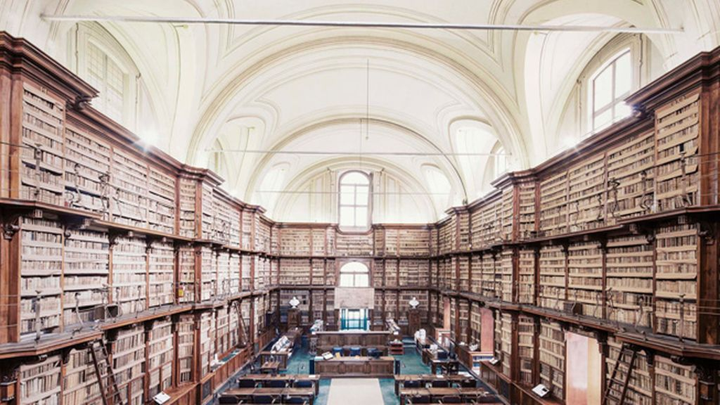 Biblioteca Angélica, Roma