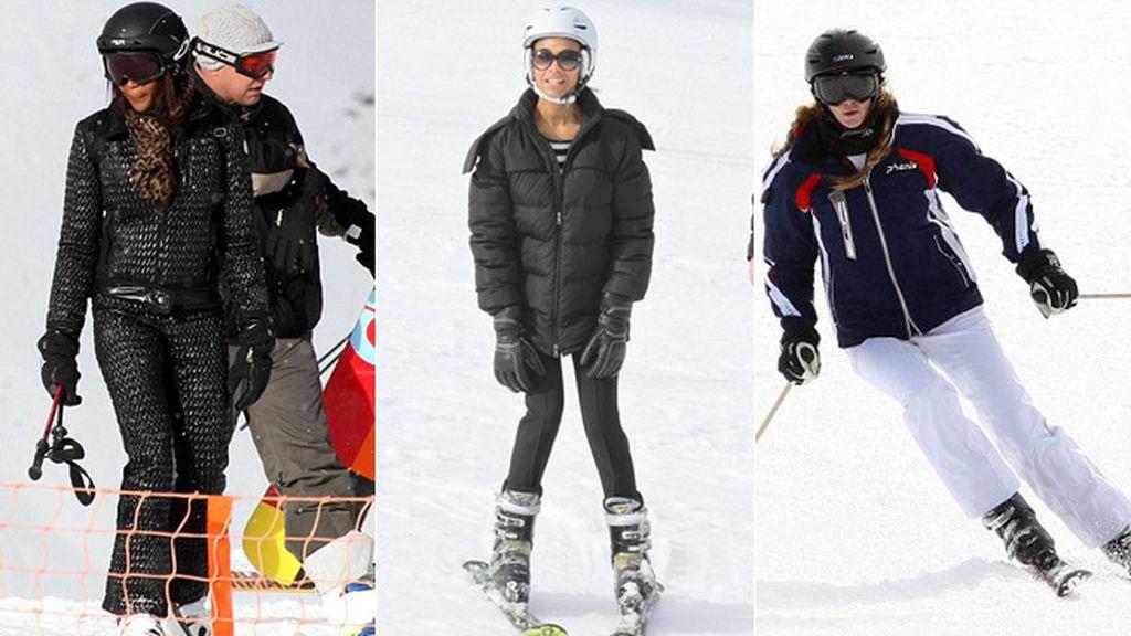 ropa de esqui moncler
