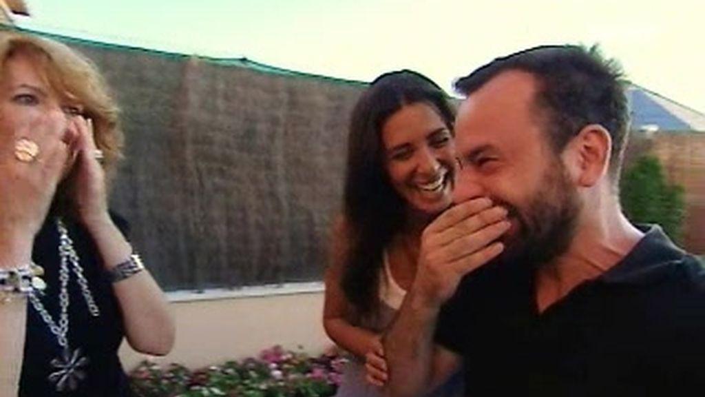 Carlos y Dori consiguen la casa de sus sueños