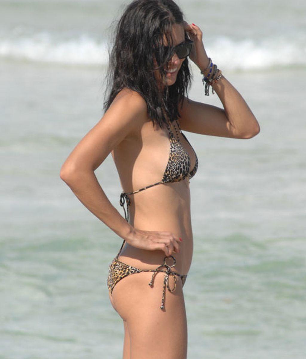 Adriana Lima, belleza natural