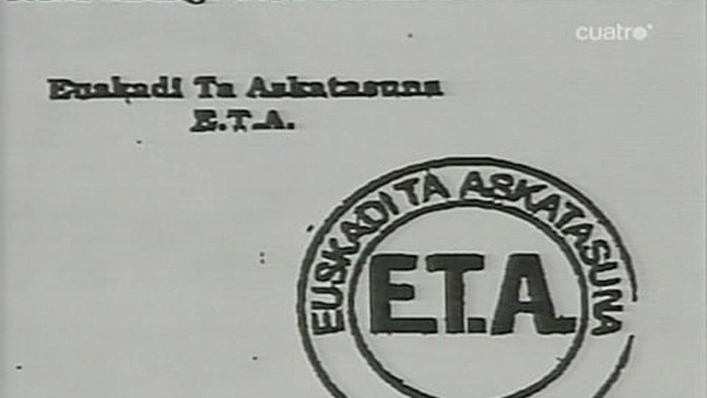 Comunicado de ETA