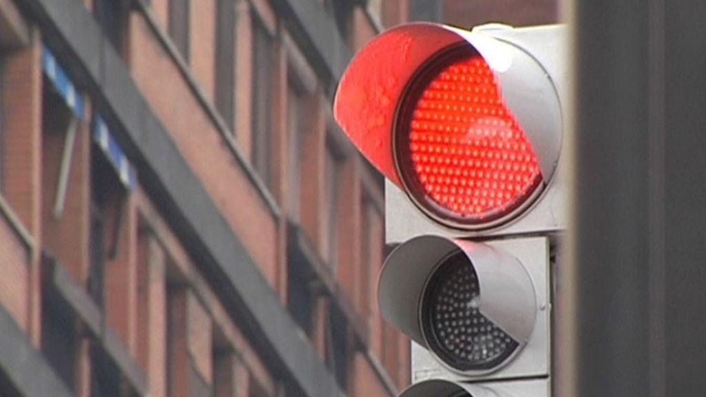 Uruguay estudia apagar los semáforos de noche en Montevideo para evitar robos
