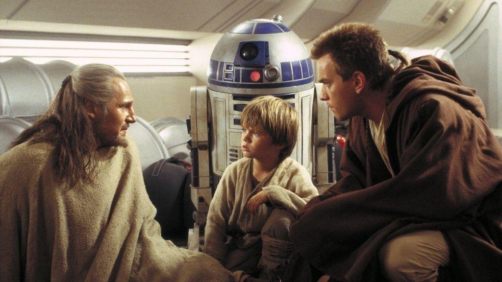 Detenido el 'niño' de la Guerra de las Galaxias, por conducción temeraria
