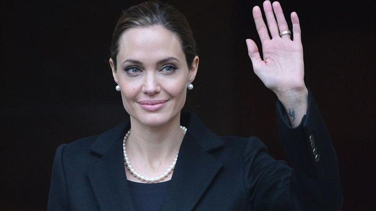 Angelina Jolie, una boda y una mudanza para conmemorar su nueva vida