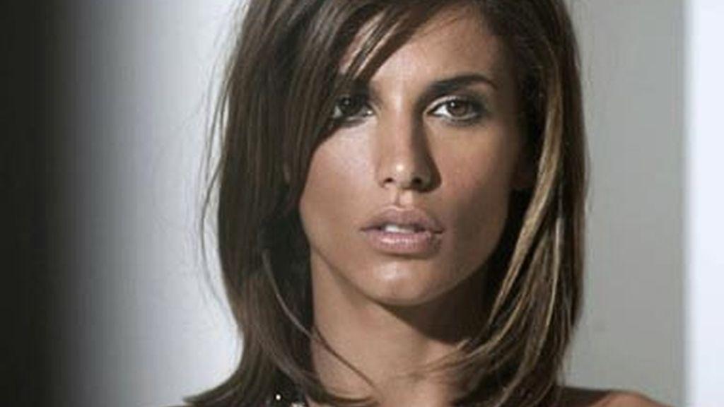 Elisabetta Canalis, modelo y presentadora de TV