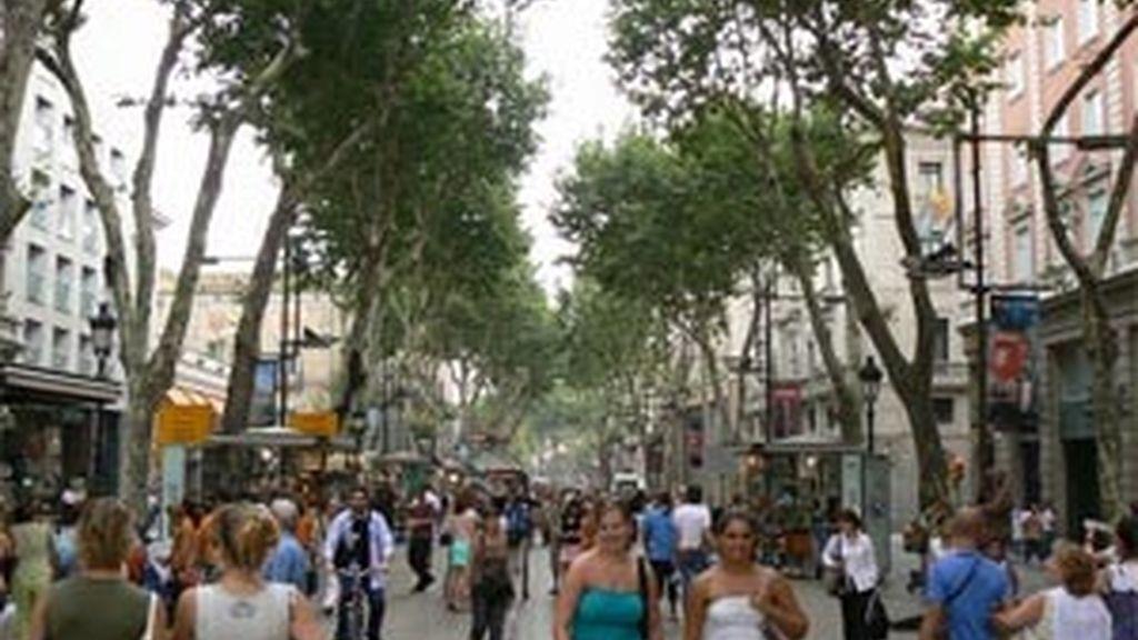 Los atracos en Barcelona son deporte más para los usuarios de TripAdvisor. Vídeo:Informativos Telecinco