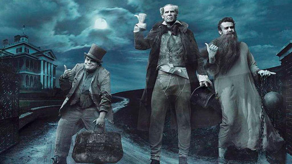 Jack Black, Will Ferrell y Jason Segel son los fantasmas del pasado
