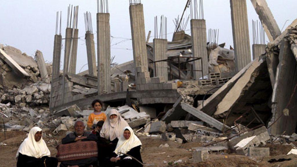 Muertos en tiempos de tregua en la frontera de Gaza