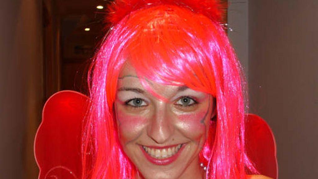 Un hada muy 'pink'