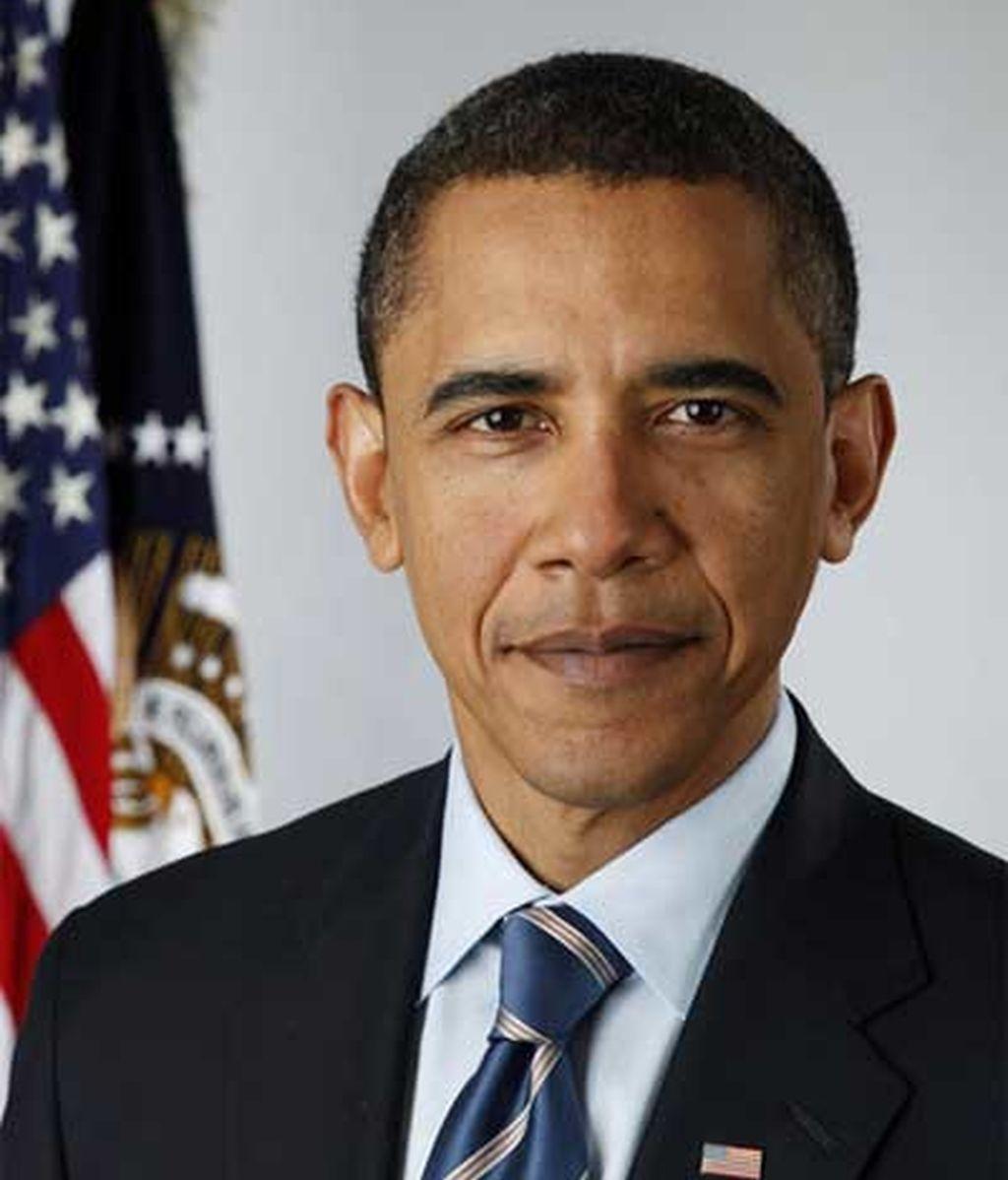 Foto oficial de Obama