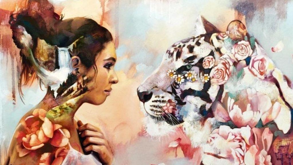 El resultado de estas obras de arte es fascinante