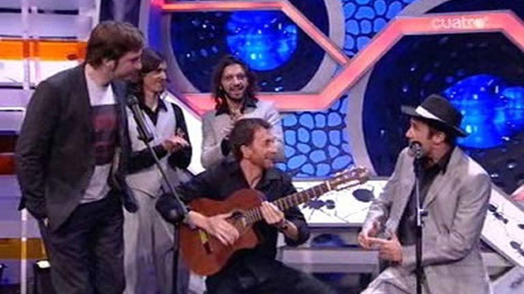 Música en directo: Santi Ibarretxe y su grupo Primital