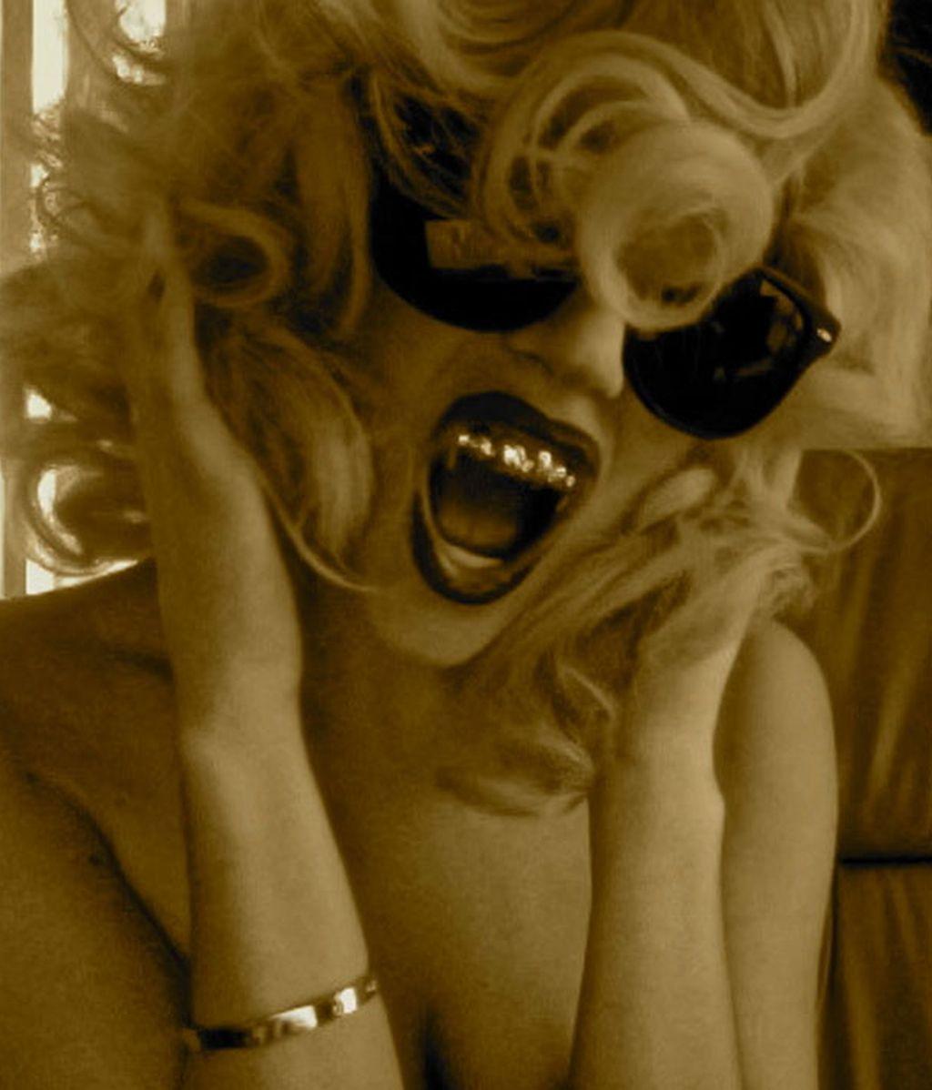 Lady Gaga vampírica (Gtres)
