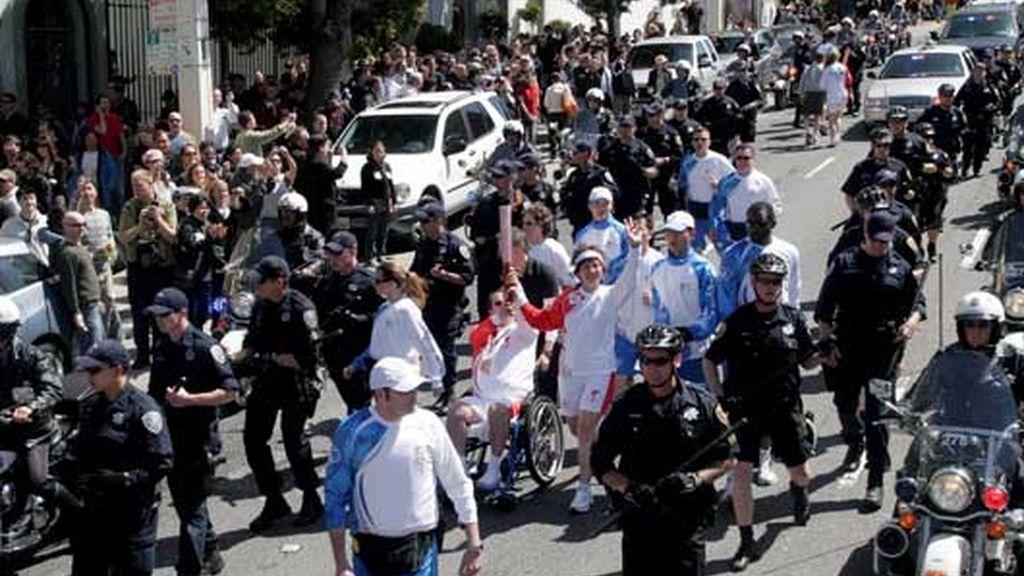 Seguridad extrema en San Francisco