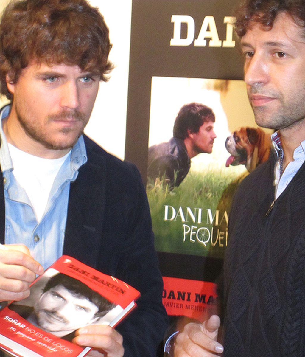 Dani Martín, hijo doble platino