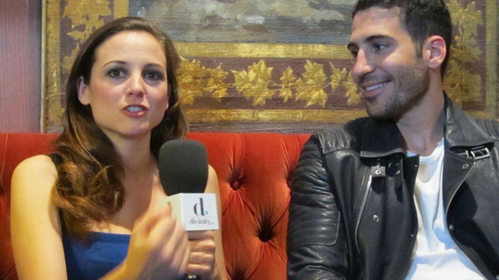 La química entre Miguel Ángel Silvestre y Leonor Watling nos deja entusiasmados