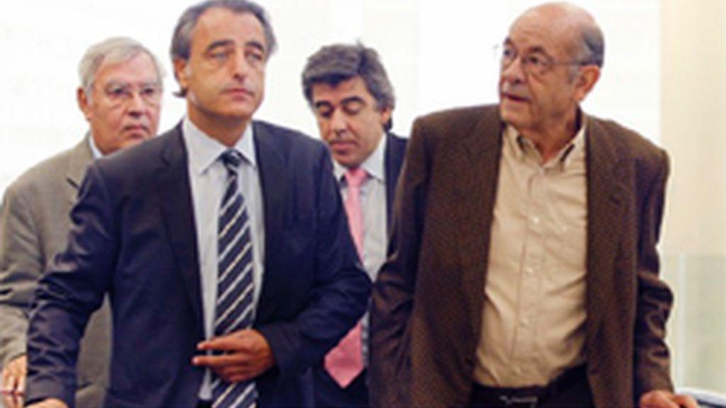 El fiscal pide prisión sin fianza para Millet y Montull por el hotel Palau