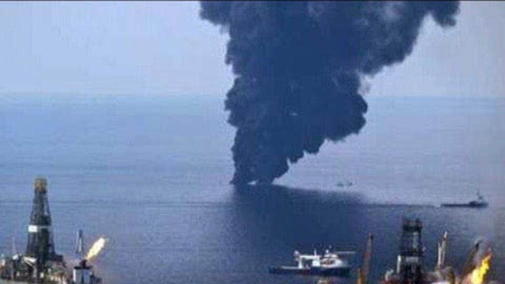 Se repite la pesadilla en el golfo de México