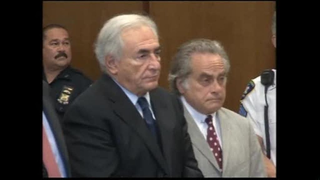 Strauss-Kahn se declara no culpable