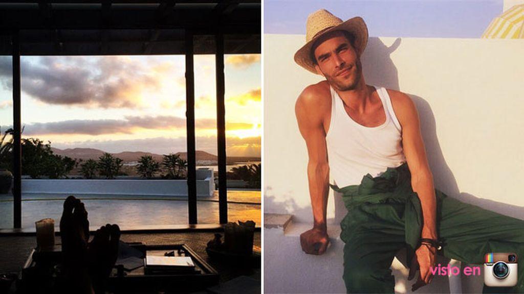 'Casa Sua' está en Lanzarote y Jon Kortajarena lo sabe bien...
