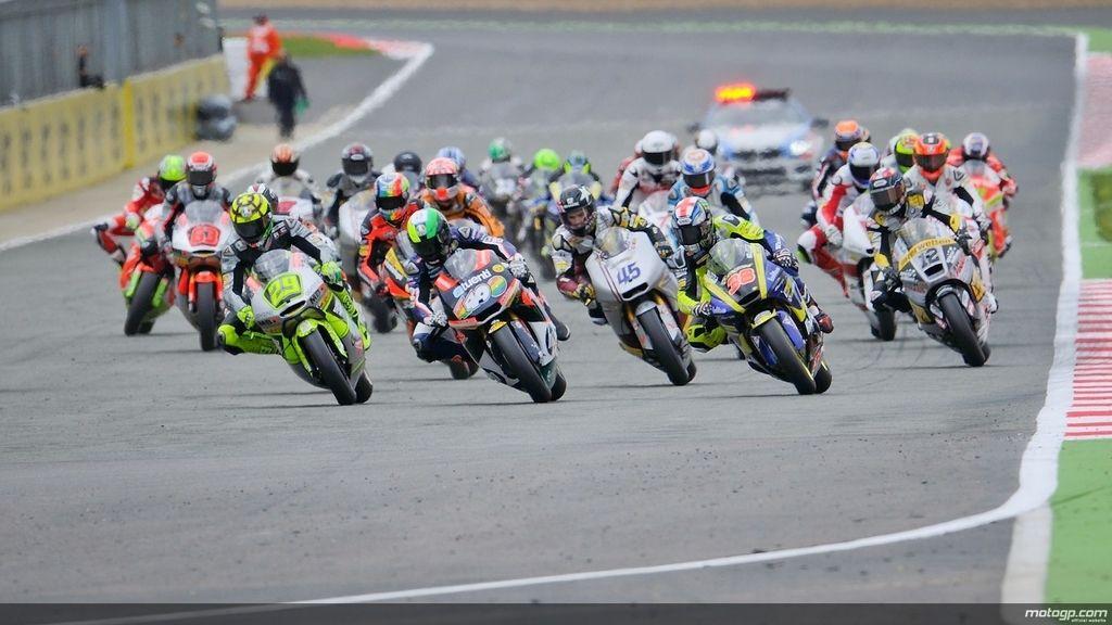 Mitad de temporada en Moto2™