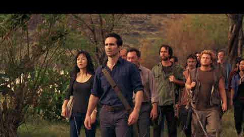 Promo Perdidos: el domingo, el final de la 5ª temporada