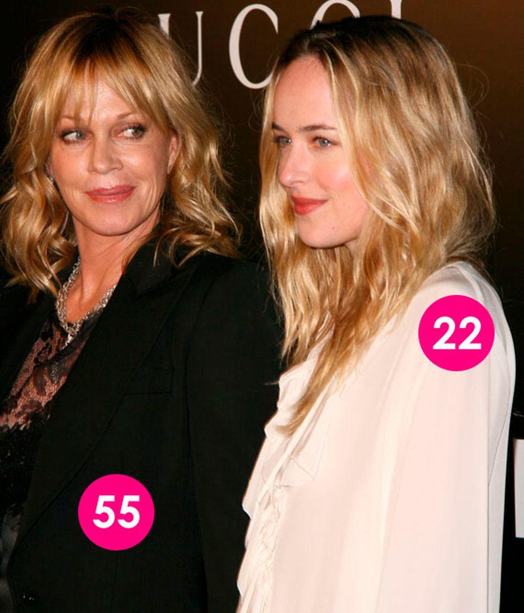 Madres más jóvenes que sus hijas